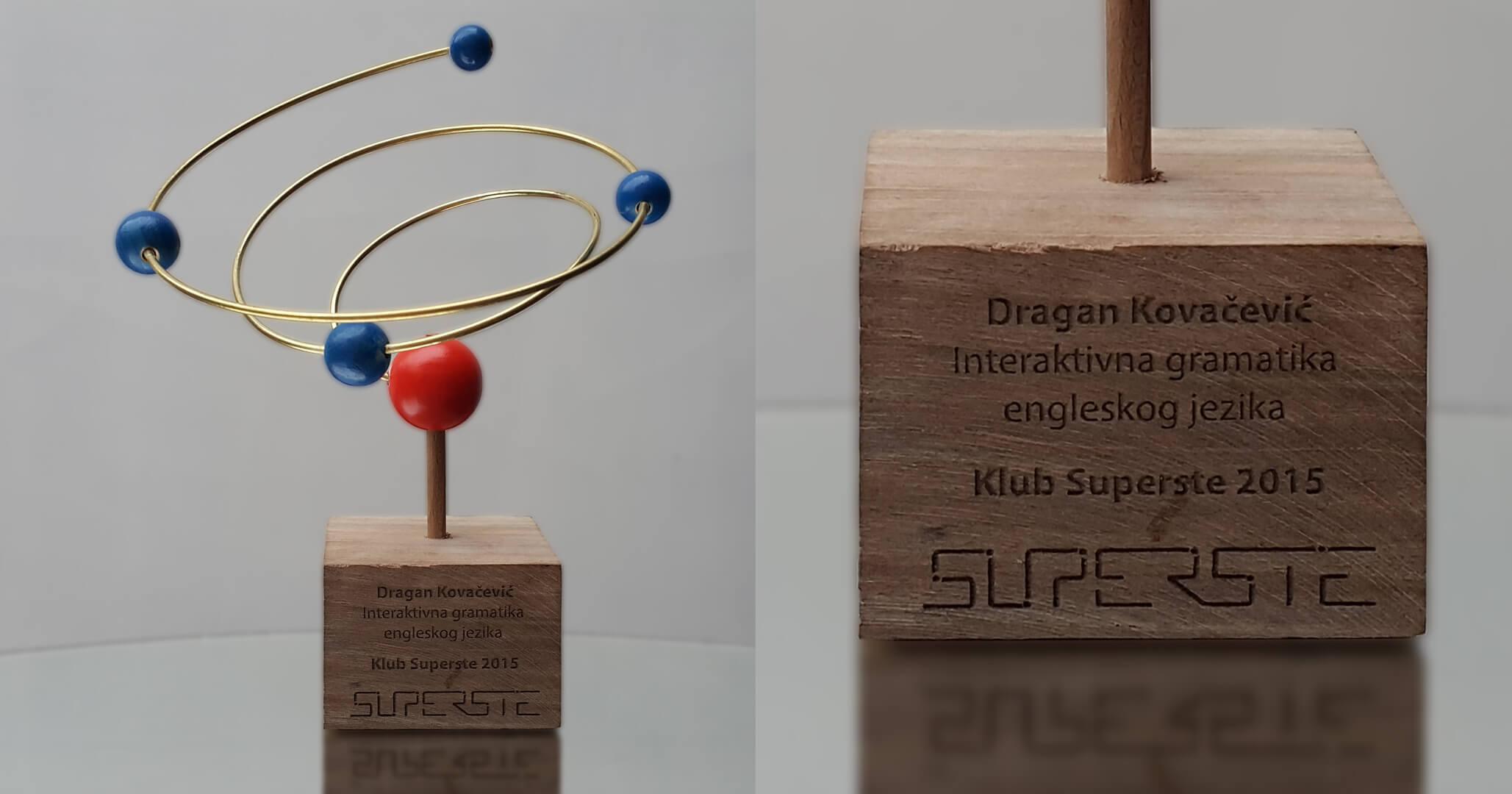 Interaktivna gramatika engleskog jezika – Klub Superste!