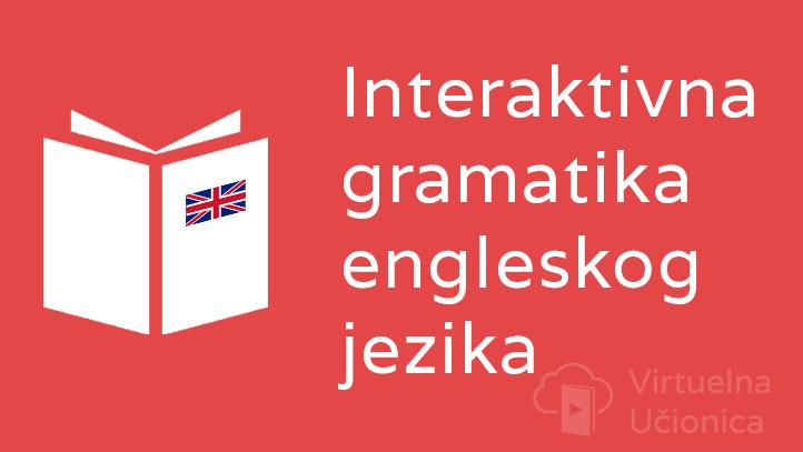Kurs engleski gramatika