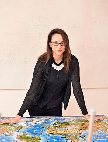 Sanela Puljiz - nastavnica istorije